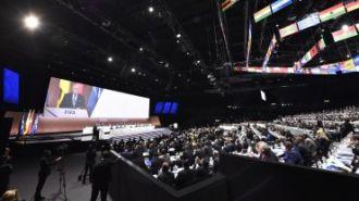 La FIFA elige entre Blatter y el príncipe jordano a su próximo presidente