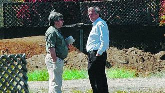 La Justicia de Santa Cruz sobreseyó a Kirchner y a Lázaro Báez