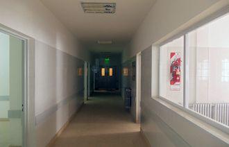 Inspeccionan las remodelaciones en el hospital Señor del Milagro