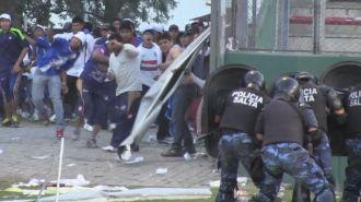 Aplican derecho de admisión tras los disturbios de hinchas de Juventud Antoniana