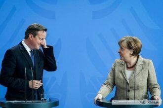 Merkel se muestra abierta a los planes de Cameron de reformar Unión Europea