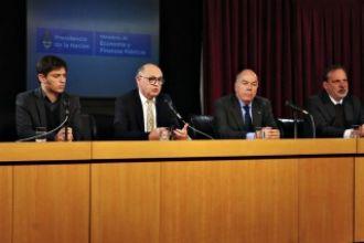 """Se registraron """"avances sustanciales"""" en la relación comercial con Brasil"""