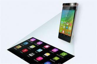 Un celular transforma un escritorio en una interfaz táctil