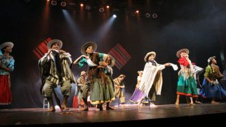 El Ballet Folklórico presentará un musical ancestral