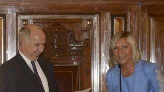 Gabriela Vázquez es la nueva presidente del Consejo de la Magistratura
