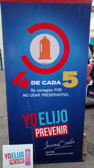 Aseguran que de cada 100 infectados con HIV en el país 20 viven en Salta
