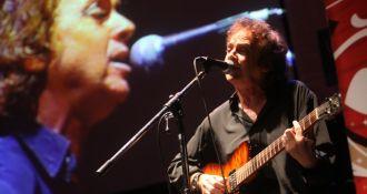 Porchetto, un referente del rock nacional 'da la nota'
