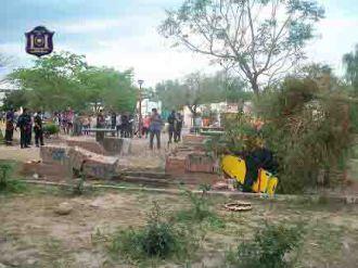 Murió un niño en Güemes mientras jugaba en una plaza