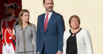 Bachelet busca integrar el Mercosur con la alianza del Pacífico