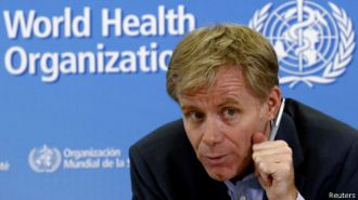 OMS: contagio de ébola en Liberia parece disminuir