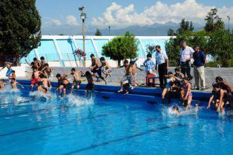 La próxima semana habilitarán el primer balneario en Capital