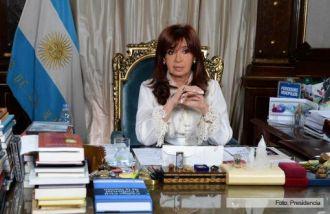 Cristina expresó desagrado a Obama por la designación de una funcionaria