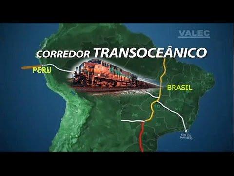Perú y Bolivia piden ayuda asiática para un tren interoceánico